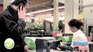 Winkeldiefstal preventie:  oplettend zijn bij de kassa