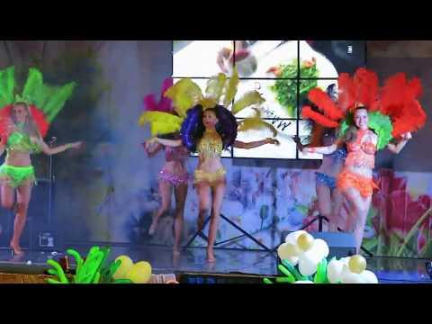 Видео Шоу балет