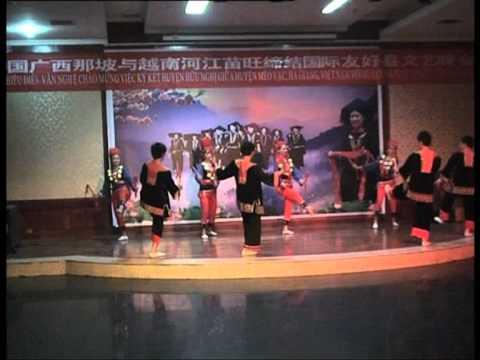 Múa Dân tộc Dao - Đoàn NT Cao nguyên xanh - Mèo Vạc