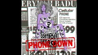 Erykah Badu - Phone Down (New single 2015)