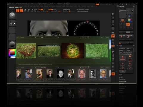 ZBrush 4 Preview Spotlight - Lightbox