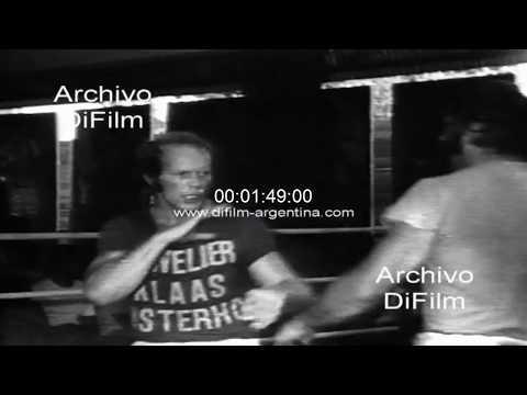 Muhammad Ali - Rudi Lubbers - Pelea En Bung Karno De Jakarta 1973