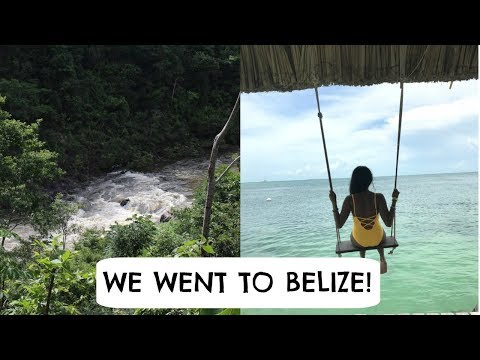 pooj goes to belize 2017 | travel.