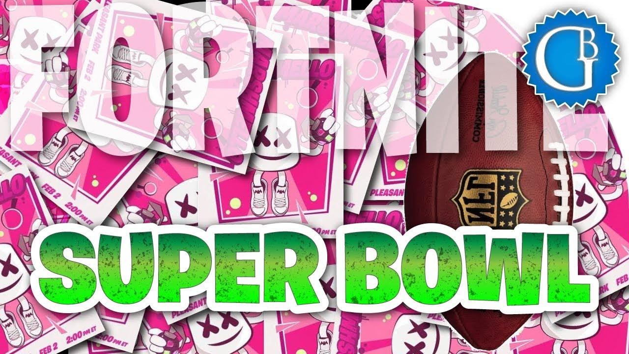 Download Fortnite- Super Bowl Skins + Event
