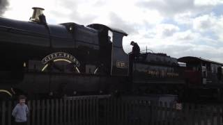 city of truro 3717 steaming 1