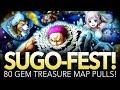 2x MULTIS! Treasure Map Jack Sugo-Fest! (ONE PIECE Treasure Cruise - Global)
