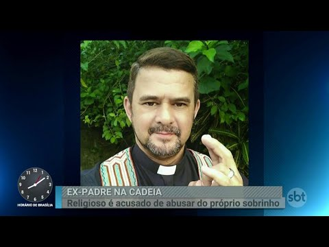 Ex-padre é preso por abusar do próprio sobrinho no Pará| Primeiro Impacto (26/03/18)
