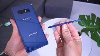 Samsung Galaxy Note 8 S-Pen Close Look!