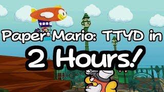 (TAS) Paper Mario: The Thousand-Year Door in 2:00:58.23