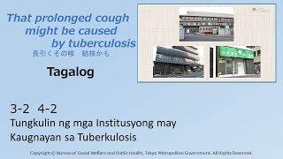 3-2 4-2 [Tagalog]Roles of Relevant Institutions Regarding Tuberculosis.