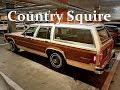 Ford LTD Crown Victoria Country Squire 1982 V8 Griswold Gdynia Riviera 5.10.2017 Nowotarska24.com