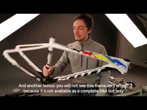 review of SCOTT Scale 700 RC Nino Schurter edition frame 2015