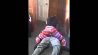 Kenny fb famous lap dance