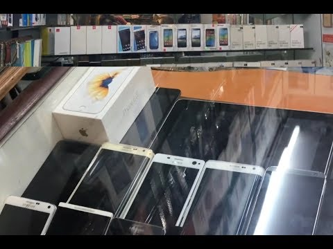 Used Mobiles Market | Iphones In Cheap Price | Mumbai