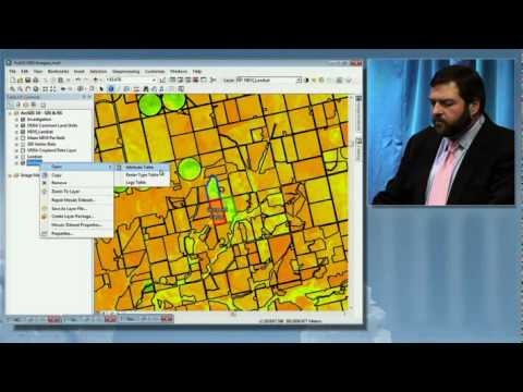 ESRI ArcGIS 10: Imagery in ArcGIS 10