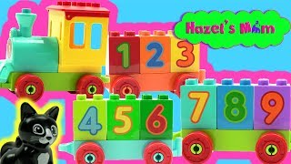 Learning to Count | Counting to 9 | Educational Videos for Toddlers