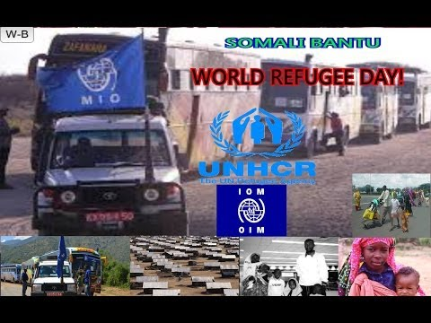 Somali Bantu World Refugee Day 2014