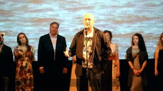 Гоша Куценко представил на «Кинотавре» свой фильм «Врач»