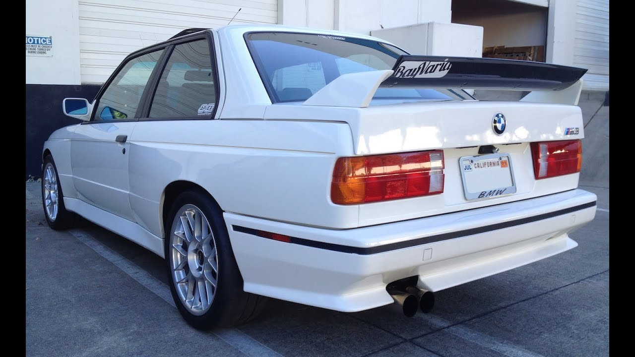 mint 1988 bmw e30
