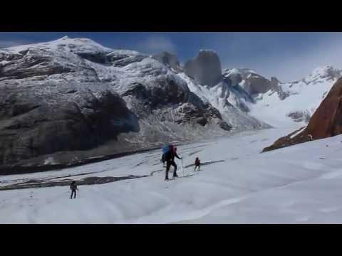 Patagonien für Bergsteiger Umrundung von Cerro Torre und Fitz Roy über das Südliche Inlandeis mit Besteigung Cerro Mariano Moreno, 3471 m