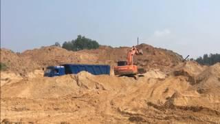 видео Купить песок и щебень в Клинском районе