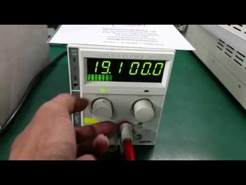 Sorensen HPD30-10 Programmable DC Power Supply Repairs by Dynamics Circuit (S) Pte. Ltd