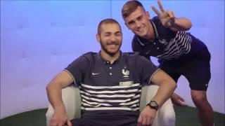 Antoine Griezmann ● Best of funny moments ● 2014 - 2016