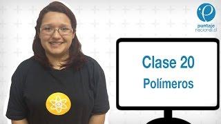 Clase 20 Química 2014: Polímeros