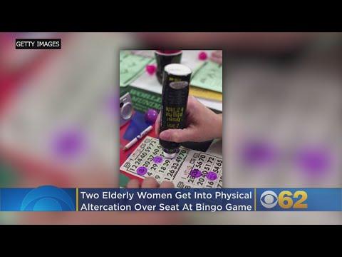 Chris Proctor - Elderly Women Fight During Bingo