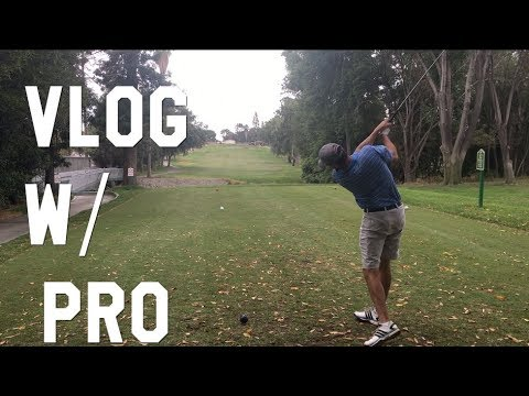 Vlog With Touring Pro at Candlewood