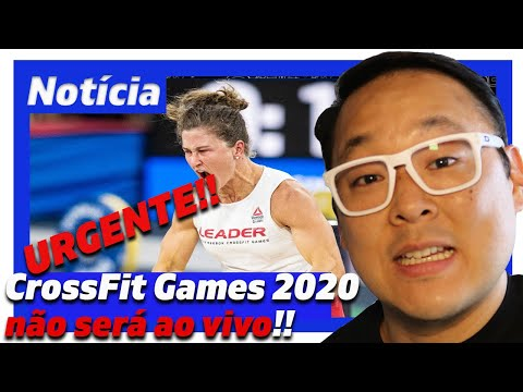��️♀️ como será o crossfit games 2020  �� crossfit games de 2020 não será...