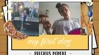~My first vlog in my life //