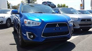 Mitsubishi ASX 2016 In depth Tour Interior Exterior