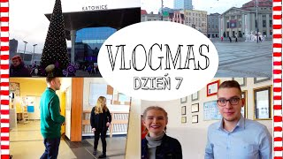 VLOGMAS 2015 DZIEŃ 7 (TVN U MNIE W SZKOLE?!)