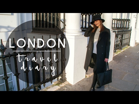 LONDON | TRAVEL DIARY