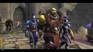 [SPOILERS] Saurfang in captivity | 8.0 Battle for Lordaeron Scenario Cinematic