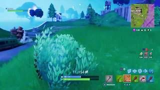 FORTNITE #1 BUSH CAMOUFLAGE GLITCH - PS4