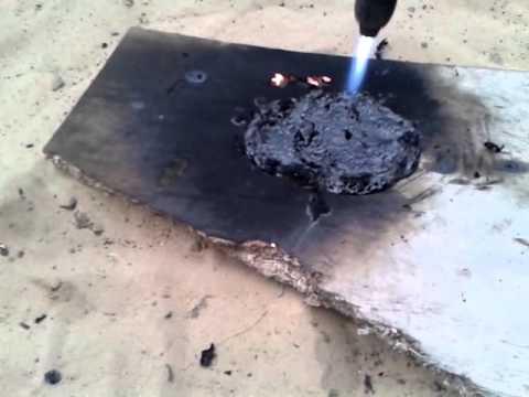 Film2/3T тяжелый мазут - сжигание. heavy fuel oil - burning