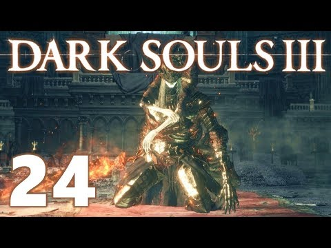 [24] Lothric And Lorian, The Twin Princes!!! (Let's Play Dark Souls 3 Co-op)