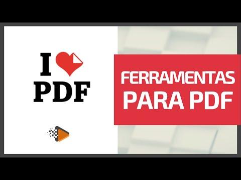 iLovePDF – Ferramentas para PDF (online e grátis)