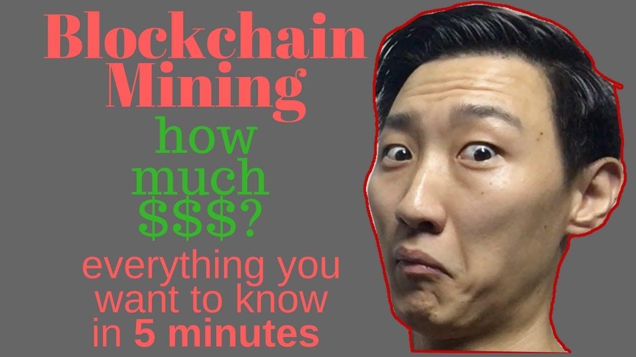 cryptocurrency mining eli5