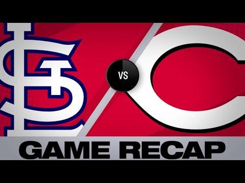 4/13/19: Dietrich picks up 3 RBIs in Reds' 5-2 win