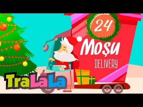 VINE MOȘ CRĂCIUN! - Cântece de iarnă pentru copii | TraLaLa