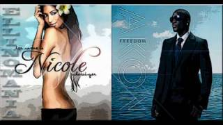 Nicole Scherzinger Feat. Akon - By My Side