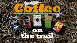 Coffee on the Trail