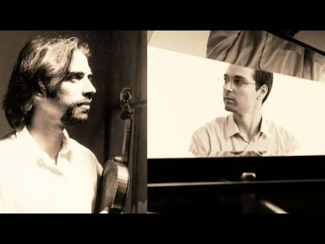 Franz Schubert - Sonatine für Violine und Klavier a-moll - Andante