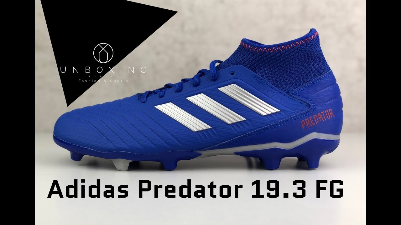 be0d57f94 Adidas Predator 19.3 FG  Exhibit Pack