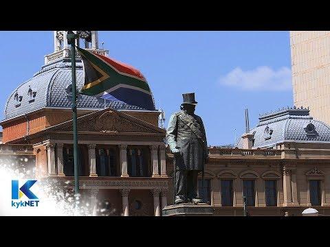 KN Verslag in Gesprek: Paul Kruger-standbeeld