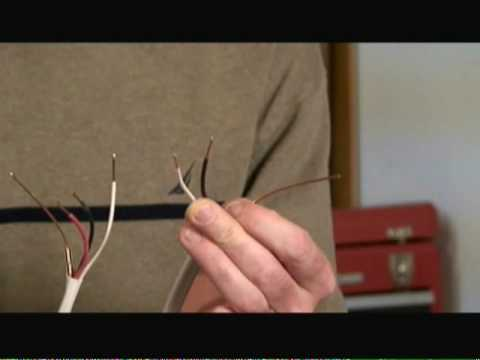 Plastic Sheathing Electrical WIre Video - YouTube
