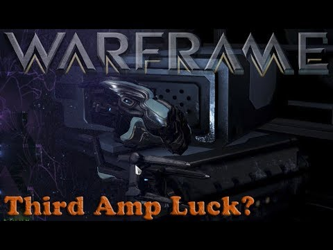 Warframe - Fortunas Third AMP: 3rd time lucky? thumbnail
